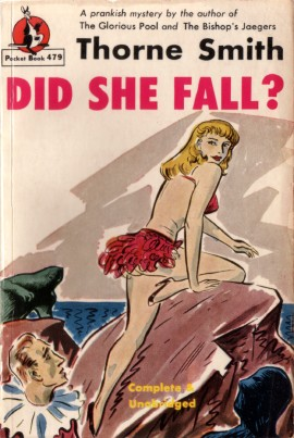 Did She Fall?